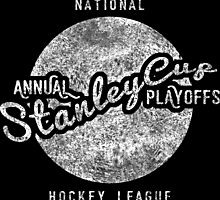 Vintage Stanley Cup Playoffs by flapjax