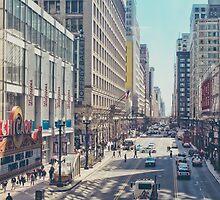 Joffrey Ballet Street View by Kadwell