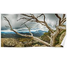 Cresta Valley - Mt Buffalo Poster