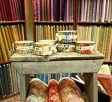 The Fabric Shop by clizzio