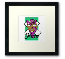 Trxppy Dude 2 Framed Print