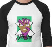 Trxppy Dude 2 Men's Baseball ¾ T-Shirt