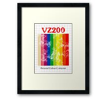 Dick Smith VZ200 Framed Print