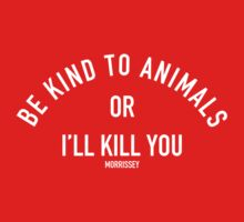 Be Kind to Animals Kids Clothes