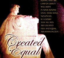 Created Equal by Jason Ray France