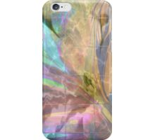 Flower Art  softly as I leave you...By Sherri Nicholas iPhone Case/Skin