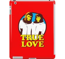 Planet of the Apes True love iPad Case/Skin