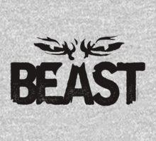 Beast - John Max Posey Design One Piece - Long Sleeve