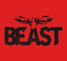 Beast - John Max Posey Design Kids Tee