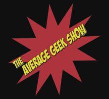 Average Geek Show Logo T-Shirt