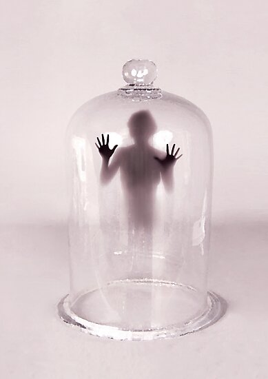 Bell Jar by Laura Clitheroe