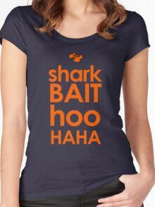 Shark Bait  Women's Fitted Scoop T-Shirt