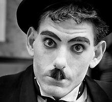 A Chaplin Stare by kael