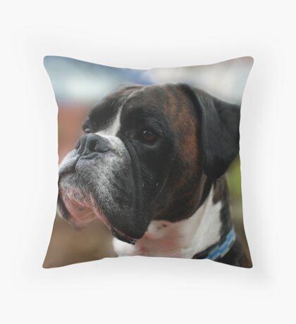 Biff 7 Throw Pillow