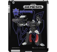 MegaGen: Leader of the Sonicons! iPad Case/Skin