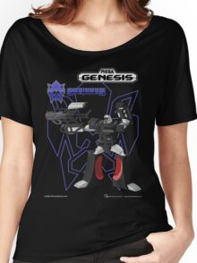 MegaGen: Leader of the Sonicons! Women's Relaxed Fit T-Shirt