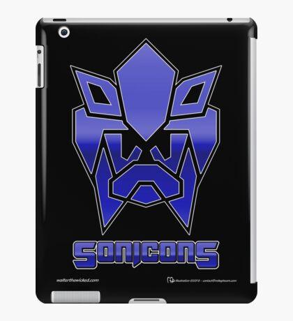 Sonicons! iPad Case/Skin