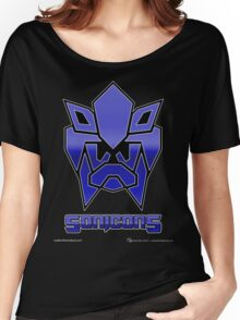 Sonicons! Women's Relaxed Fit T-Shirt