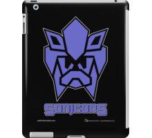 Sonicons! (FLAT) iPad Case/Skin