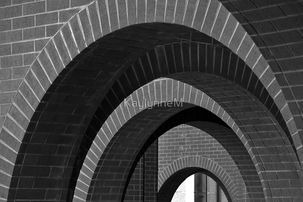 Arches at the Plaza 2 by KaylynneM
