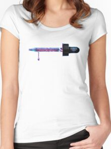 Cosmic Drip Women's Fitted Scoop T-Shirt