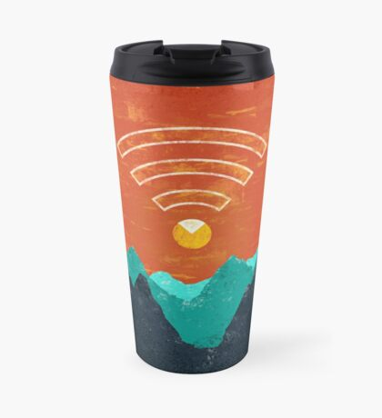 OUT OF OFFICE Travel Mug