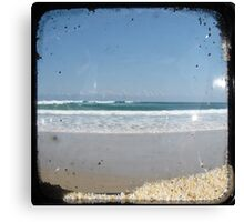 Beach - TTV Canvas Print