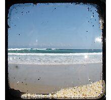 Beach - TTV Photographic Print