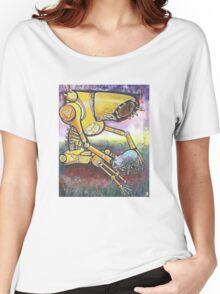 far future Women's Relaxed Fit T-Shirt