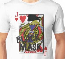 Who is the Black Mask? Unisex T-Shirt