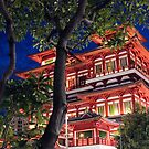 Temple at Twilight by richardseah