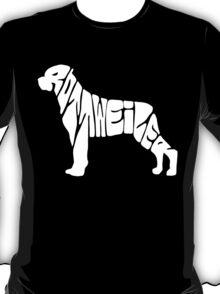 ROTTWIELER T-Shirt Mens Womens Hoodie T-Shirt