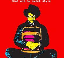 Moss IT crowd Sweet Style by monsterplanet