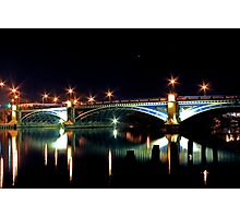 Victoria Bridge Photographic Print