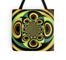 Crop Circle Tote Bag