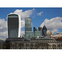 London Skyline Photographic Print