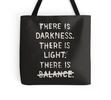 NO BALANCE Tote Bag