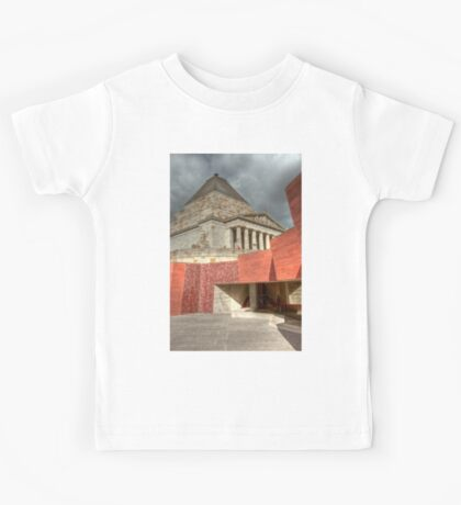 0915 Shrine of Remembrance  Kids Tee