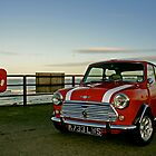 Mini Cooper by Richard Leeson