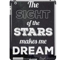 Sight of Stars iPad Case/Skin