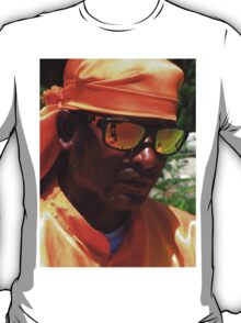 Orange Levitation T-Shirt