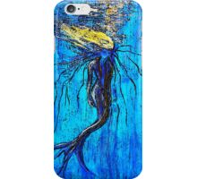 Water Nymph ~ a Brief Sighting iPhone Case/Skin