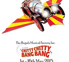 Chitty Chitty Bang Bang by The Regals Musical Society Inc