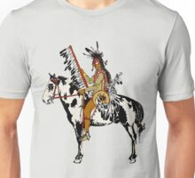 Plains Indian Unisex T-Shirt