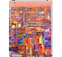 Friday lights iPad Case/Skin