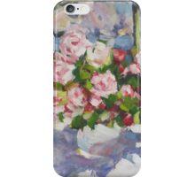 Korovin Roses 1916 (author's copy) iPhone Case/Skin