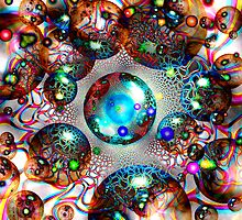 'Bubbles in a Dream' by Scott Bricker
