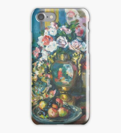 Korovin. ROSE 1915  (author's copy) iPhone Case/Skin