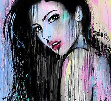 wild orchid by Loui  Jover