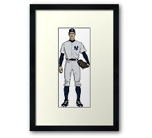 Yankee Guy Framed Print